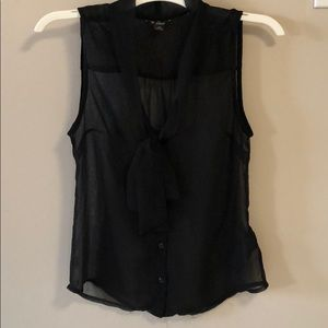 Guess sleeveless blouse